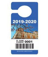 New LC-74H Full Color Security Hang Tag